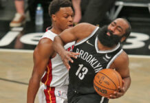 James Harden blames bad start on lack of 'pickup' ball, but anyone can see impact of new free-throw reality