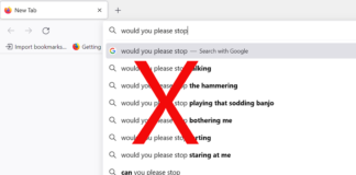 How to Disable Search Suggestions in Mozilla Firefox